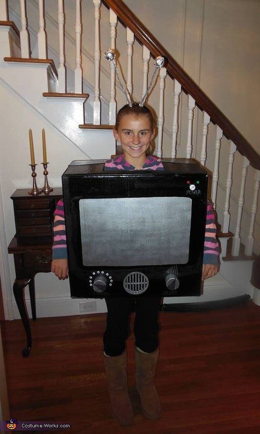 Old Fashion TV Costume