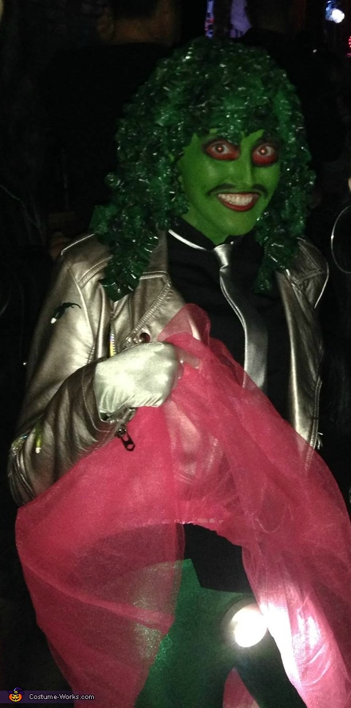 Old Gregg Costume
