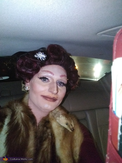 Girl/'s Hollywood Diva Costume