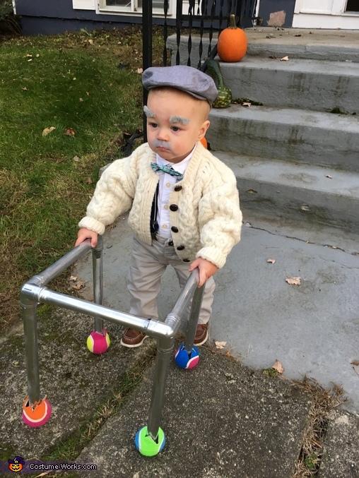 Old Irish Man Homemade Costume