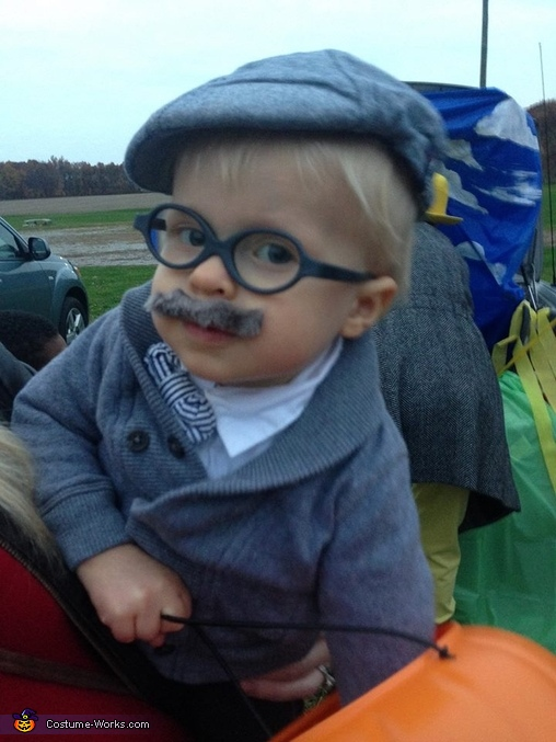 Old Man Charlie, Old Man Charlie Baby Costume