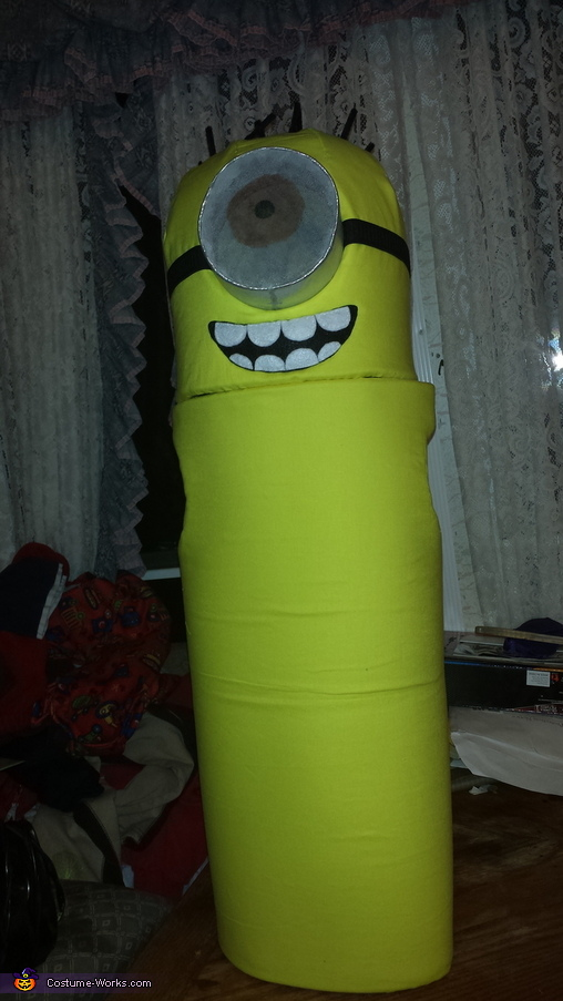 One Eyed Minion Costume
