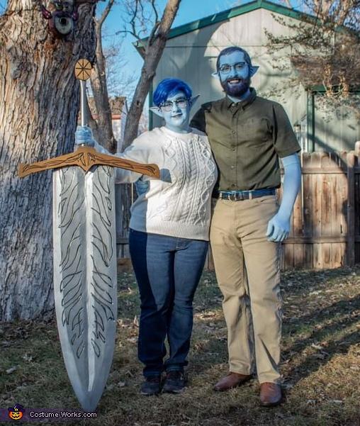 Onward - Laurel and Wilden Lightfoot Costume