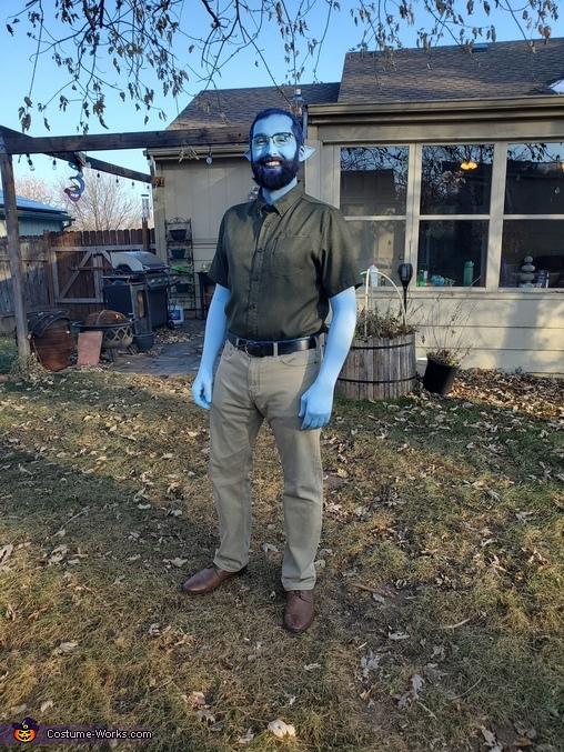 Wildon full costume, Onward - Laurel and Wilden Lightfoot Costume