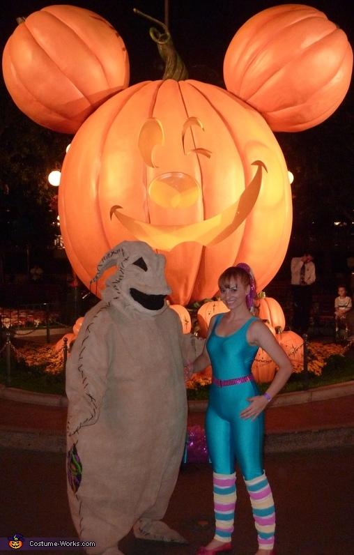 Oogie Boogie Halloween costume, Oogie Boogie Costume