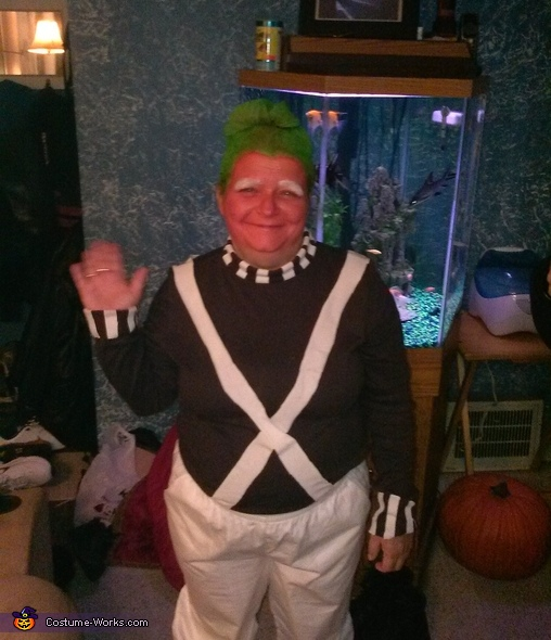 Oompa Loompa Costume  sc 1 st  Costume Works : oompa loompa costumes for adults  - Germanpascual.Com