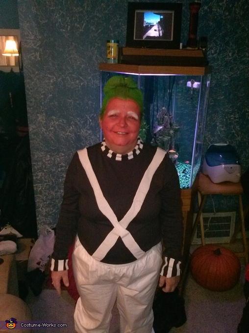 umpa lumpa,  Oompa Loompa Costume