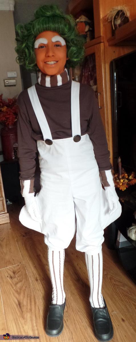 Oompa Loompa Costume