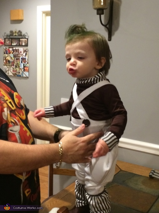 Infant Oompa Loompa Costume