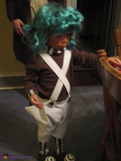 Oompa Loompa & Willy Wonka Costumes