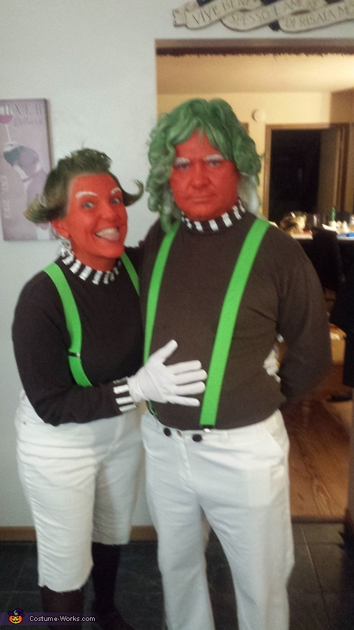 Oompa Loompas Costume