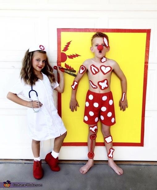Operation Hardy Halloween Costume