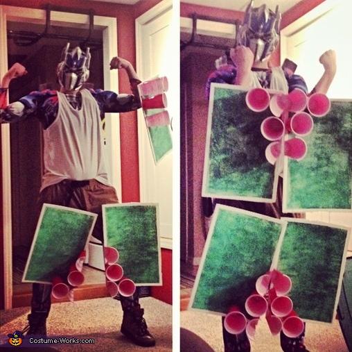 Optimus Bro Costume