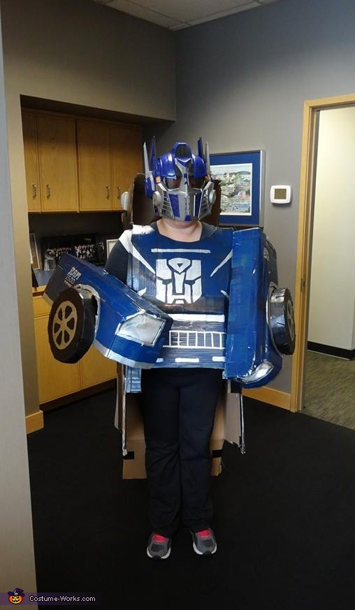 Optimus Ram Costume