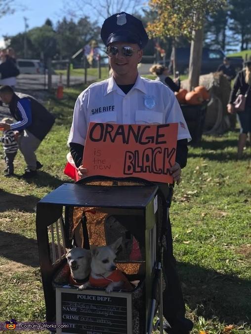 Orange is the new Black Costume