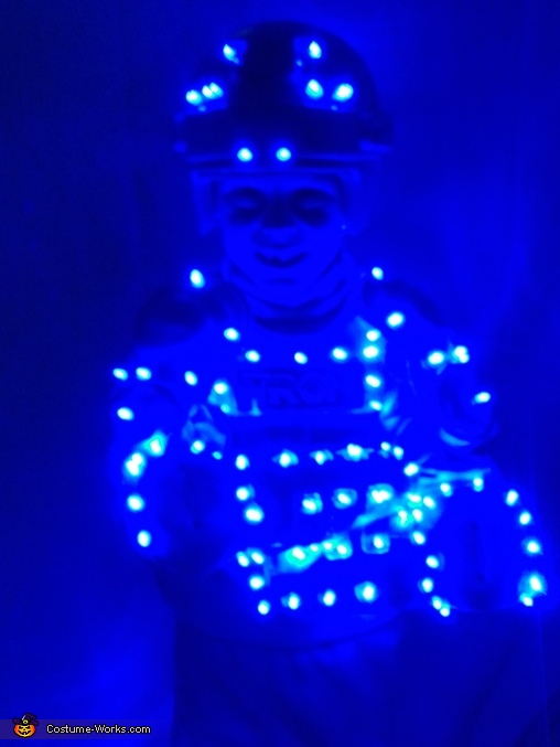 Tron,  Tron Costume