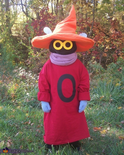 Orko, He-Man & the Masters of the Universe Family Costume