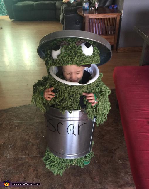 Oscar Costume