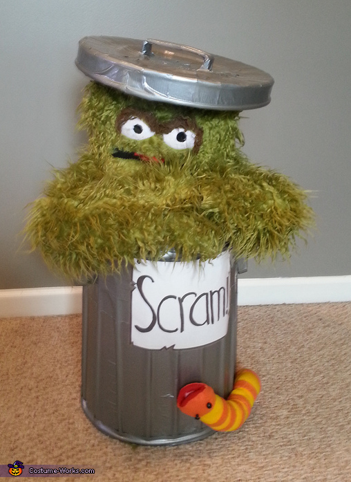Super Grouchy!, Oscar the Grouch Costume