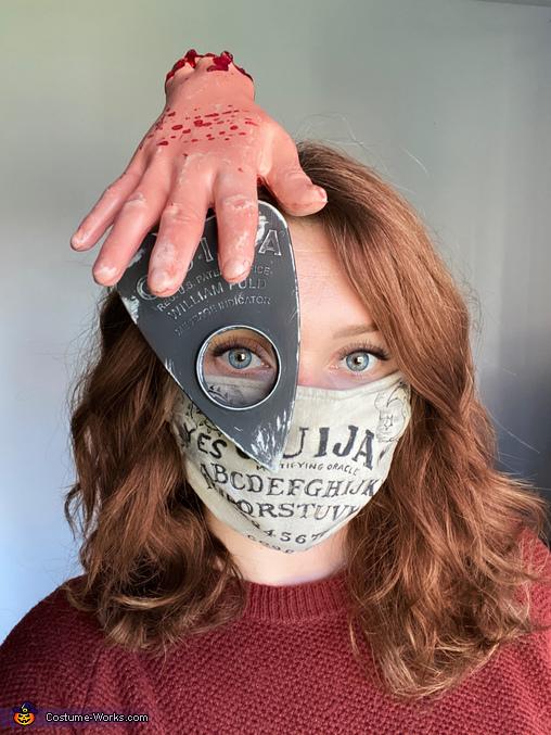 Ouija wear a Mask? Costume