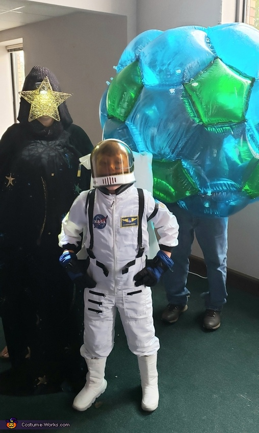 Our Family = Out of This World Costume