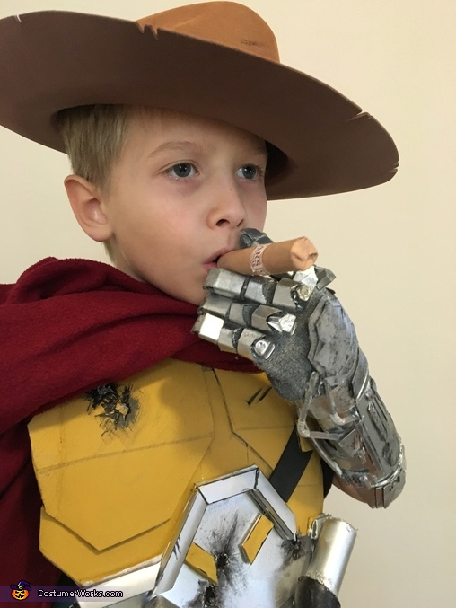 Overwatch McCree Costume