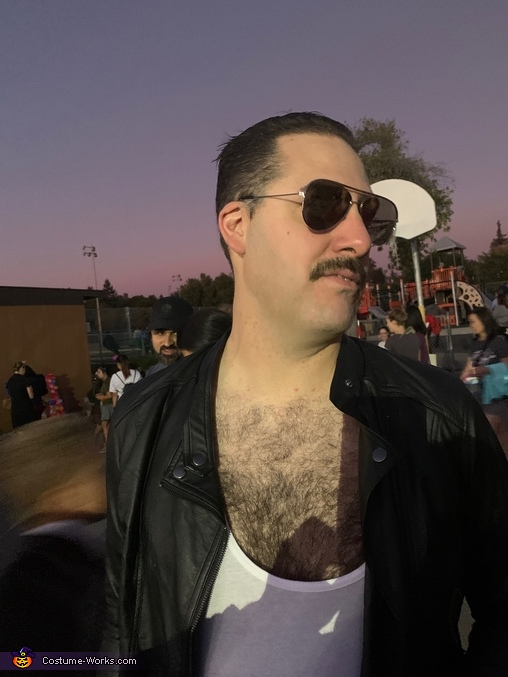 Overweight Freddie Costume