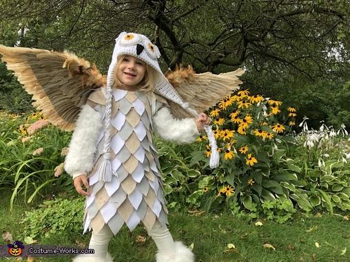 Owl Homemade Costume