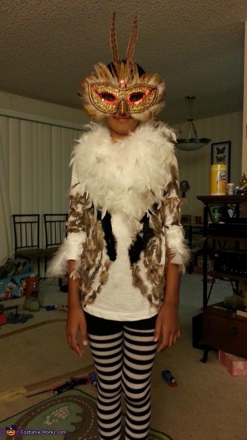 Hoothoot, Owl Costume