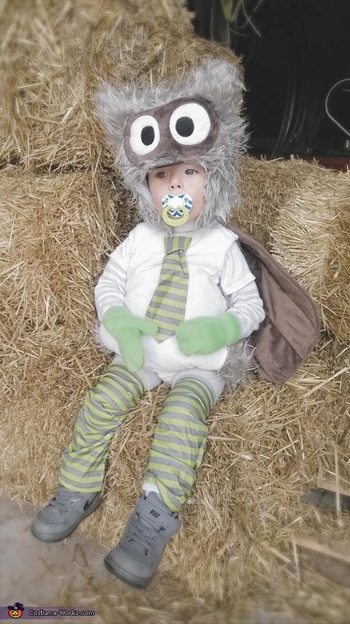 Whoo whoo!, Owl Costume