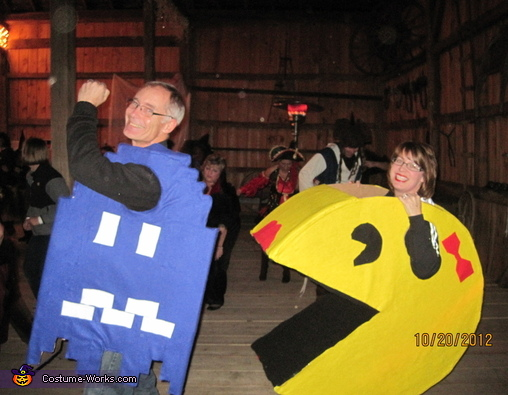 Pac Man Fever! Costume