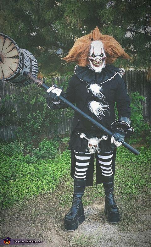 Painkiller Homemade Costume