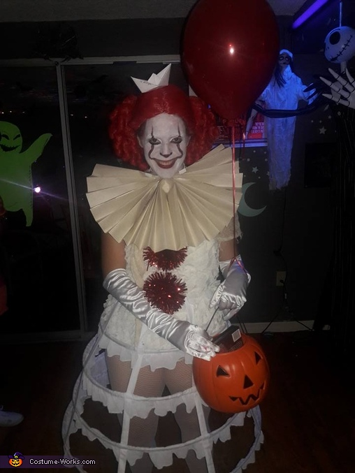 Pammywise the Dancing Clown Costume