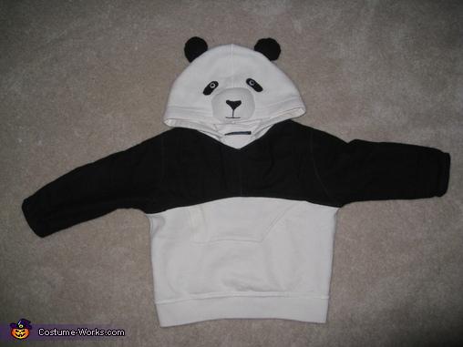 Panda Bear, Panda Bear Costume