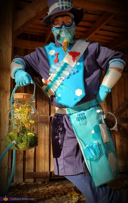 Pandemic Doctor Costume