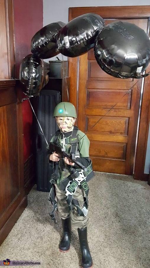 Paratrooper Costume