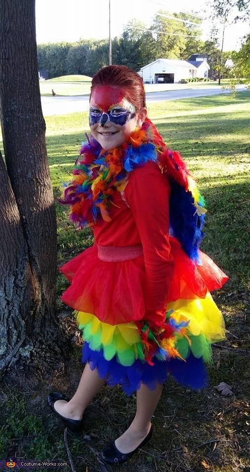 Parrott Costume