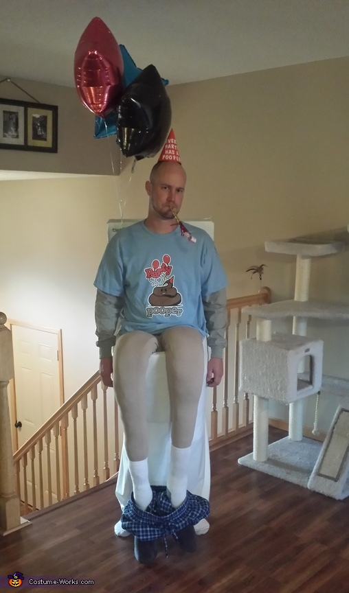 Party Pooper Costume