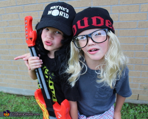Party Time! Excellent! - Homemade costumes for kids