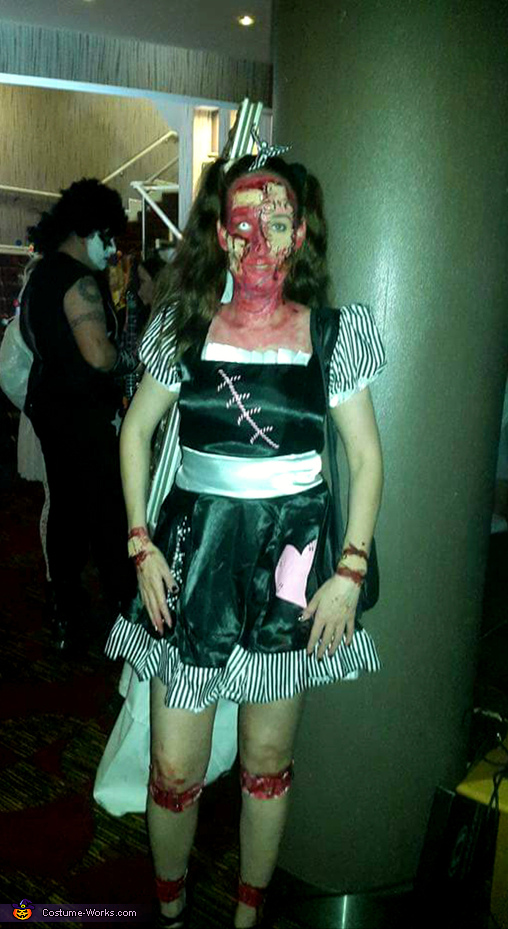Patch Doll Costume