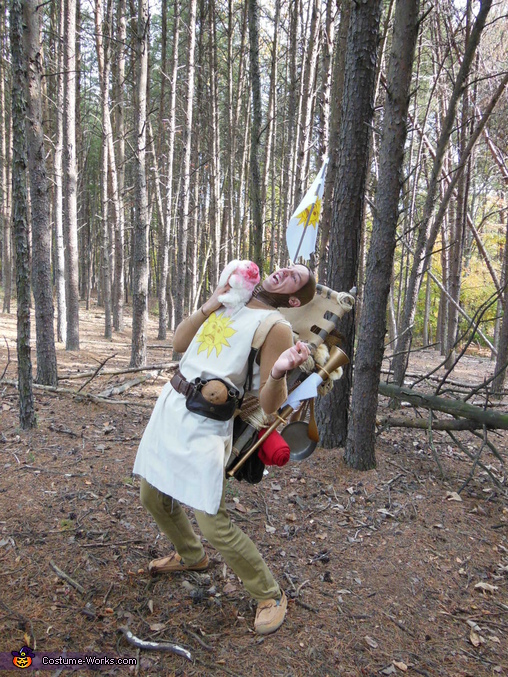 Patsy from Monty Python and the Holy Grail Homemade Costume