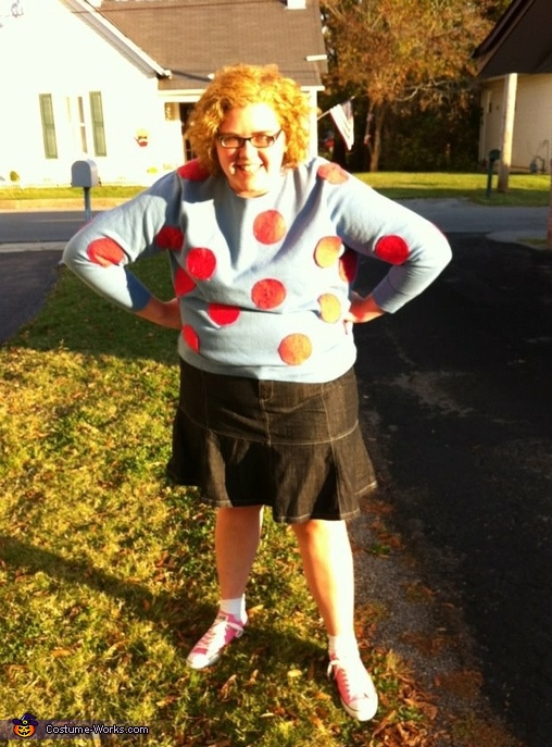 Patti Mayonnaise Costume