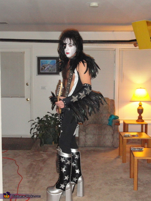 Paul Stanley KISS Costume