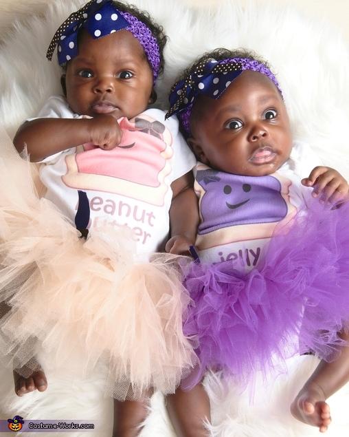 PB&J Twins Costume