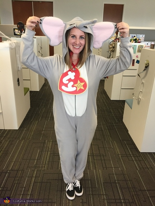 Peanut the Elephant Costume