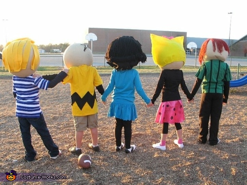 Friends, Peanuts Gang Costume