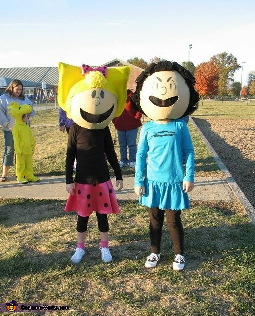 Best Friends, Peanuts Gang Costume