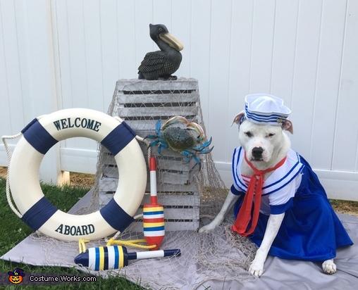 "Pearl ""The Sea Sailing Sweetie"" Costume"