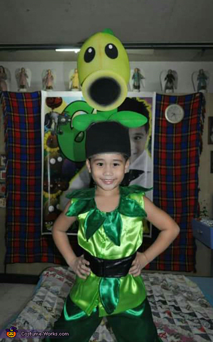 Peashooter Costume