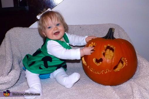 HAPPY Halloween!, Pebbles Flintstone Baby Costume